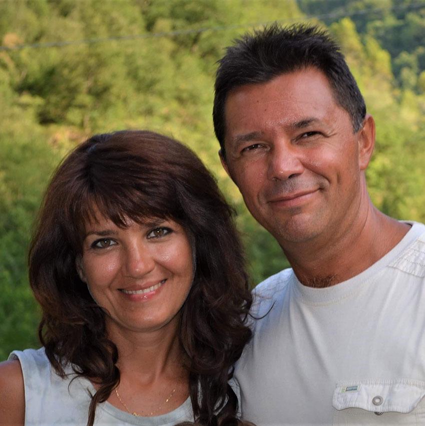 Эдуард и Наталия Денисюк